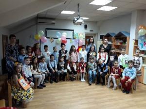 ПРАЗНИК НА БУКВИТЕ - 1Д - 27.03.2018