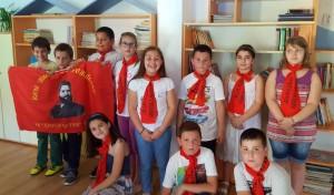 "Клуб ""Млади Възрожденци""  - 30.05.2016г."