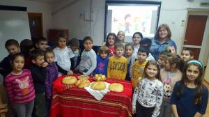 ВТОРОКЛАСНИЦИТЕ ОТБЕЛЯЗВАТ ДЕНЯ НА ХРИСТИЯНСКОТО СЕМЕЙСТВО - 21.11.2017
