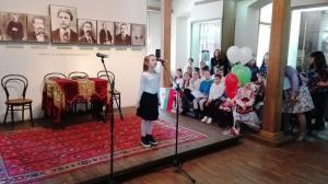 МЕЖДУУЧИЛИЩЕН ЛИТЕРАТУРЕН КОНКУРС - 15 МАРТ 2018