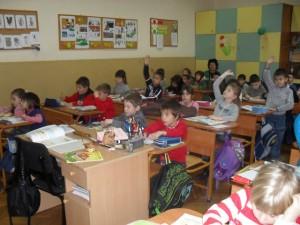Училищен живот
